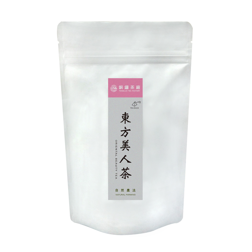 銅鑼-東方美人茶立體茶包