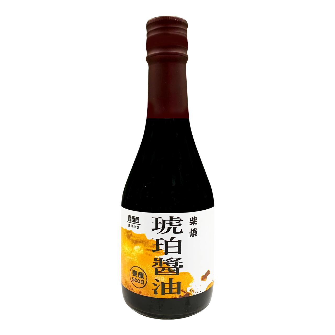 農林小舖-琥珀醬油300ml