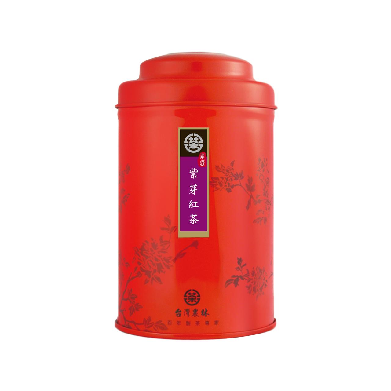 嚴選紫芽紅茶(50g)