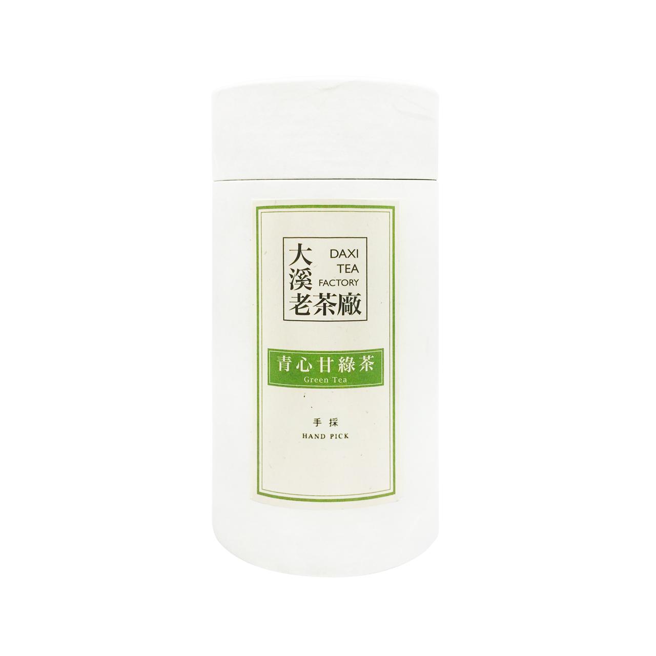 大溪-青心甘綠茶(手採)