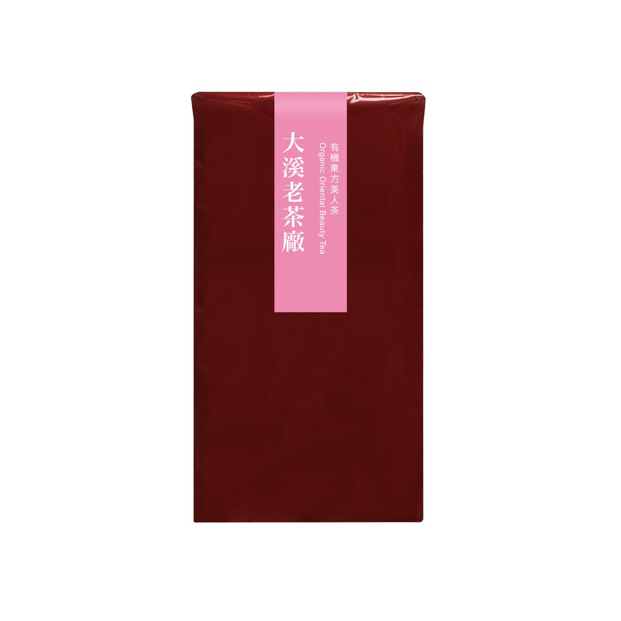 大溪-有機東方美人茶 補充包