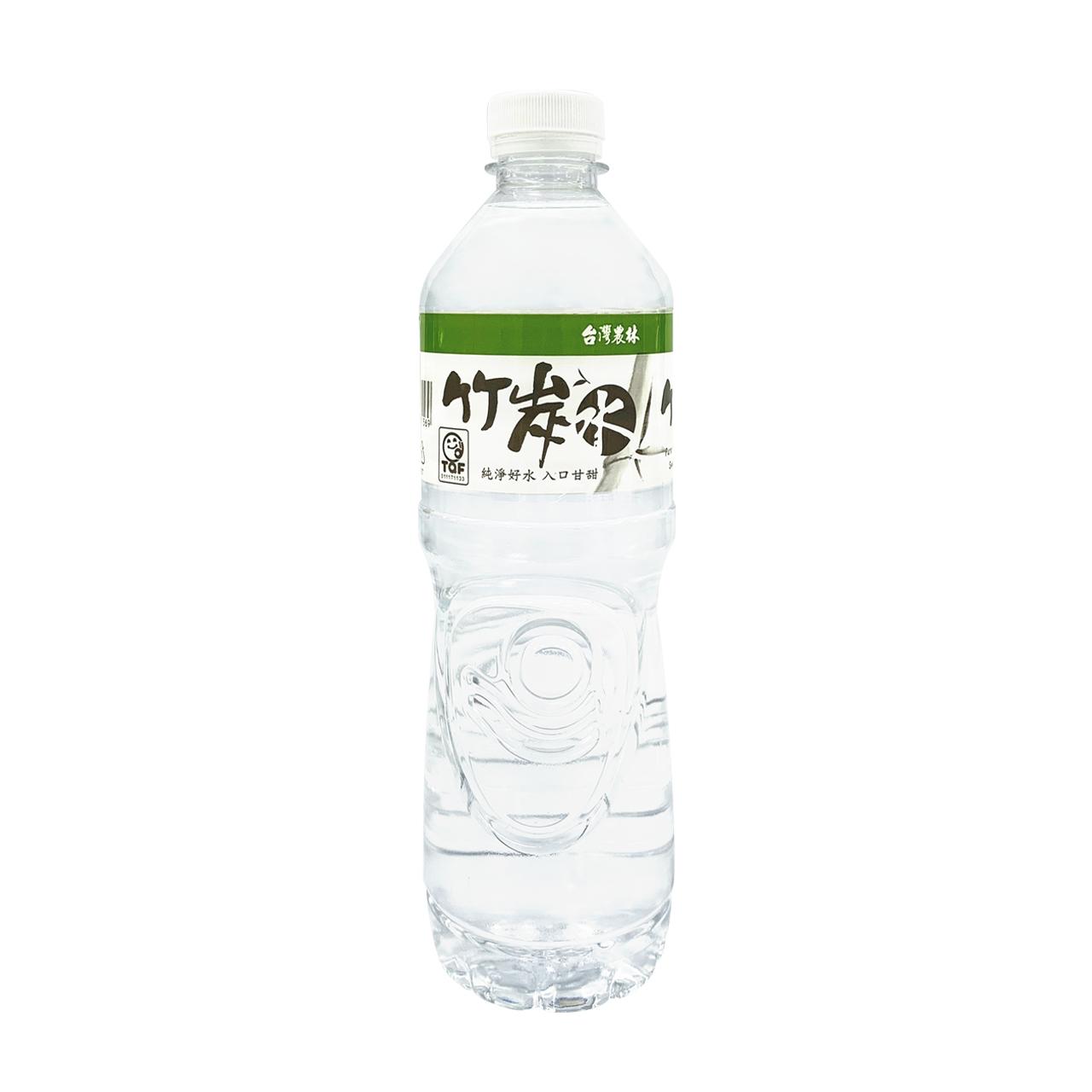 台灣農林竹炭水(整箱訂購免運費)