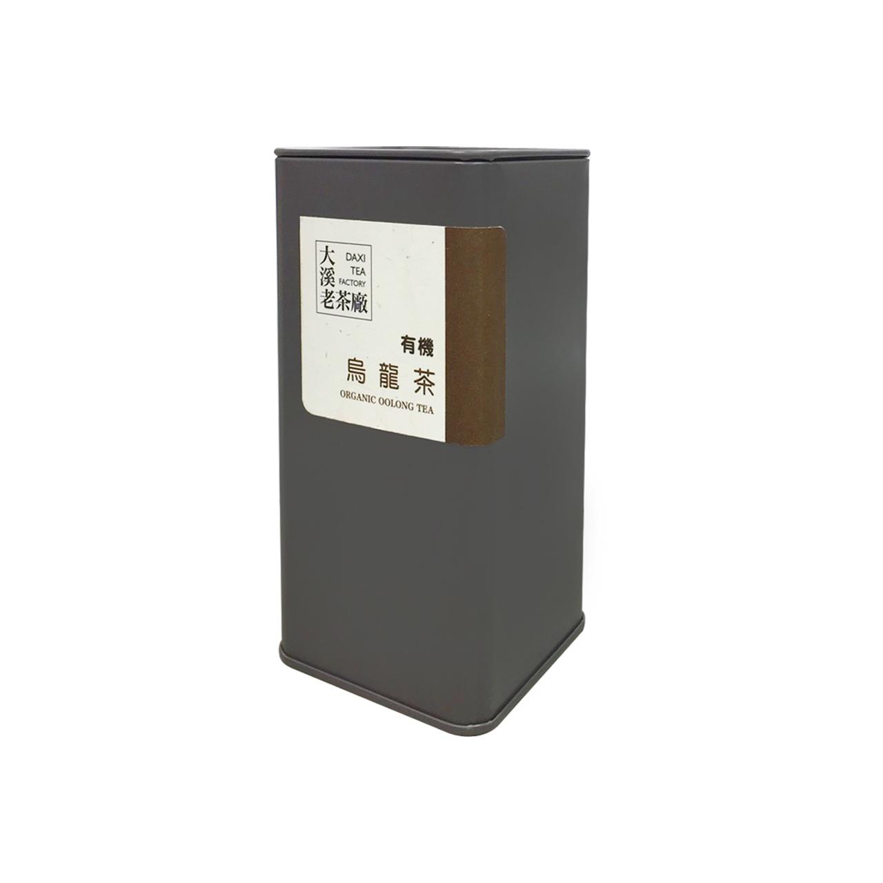 大溪-有機烏龍茶150g(雅藏系列)